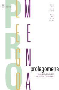 Prolegomena 12-1-2013